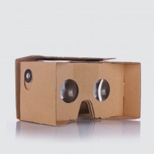 Join the fun and build a cardboard viewer during a special event at the Edith Wheeler Memorial Library in Monroe.