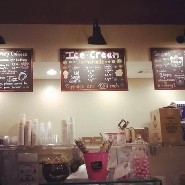 Village Creamery and Sweet Shop  is a popular spot for Valhalla residents.