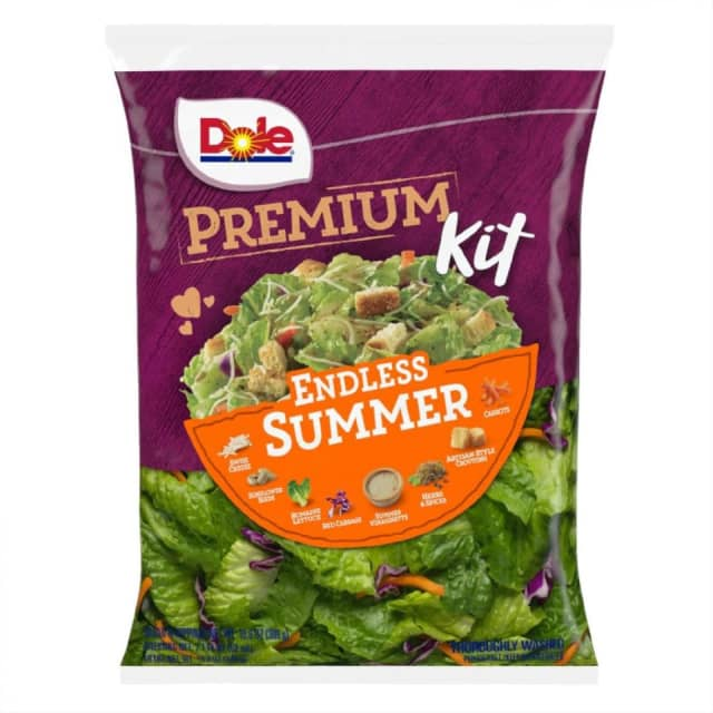 Dole announced it is recalling a salad kit.