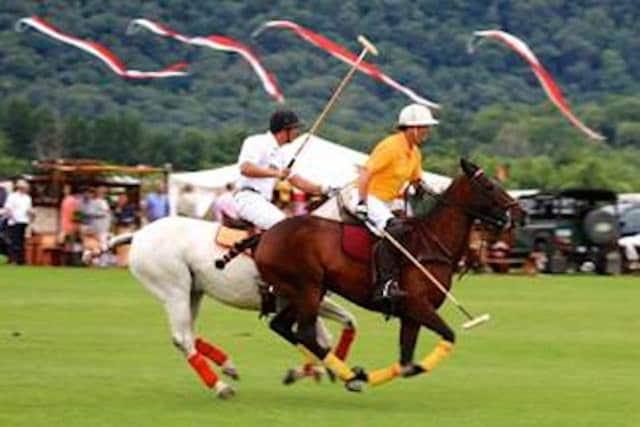 The Mashomack Polo Club in Pine Plains will host the 19th annual Mashomack International Polo Challenge.