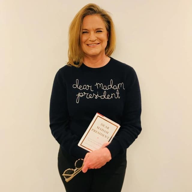 White House insider and best-selling author Jennifer Palmieri is coming to Scarsdale.