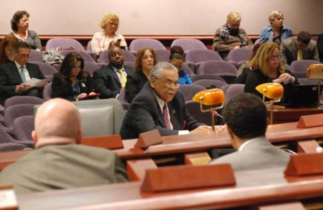 State Sen. Ed Gomes is supporting a bill that would eliminate the criminal history question from job applications.
