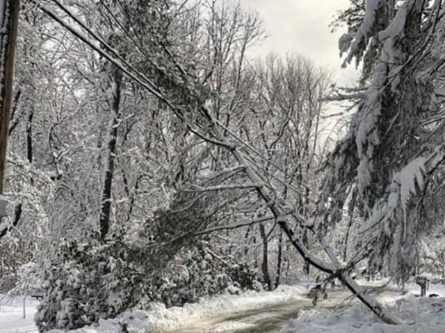 More than 5,000 Rockland customers remain without power.