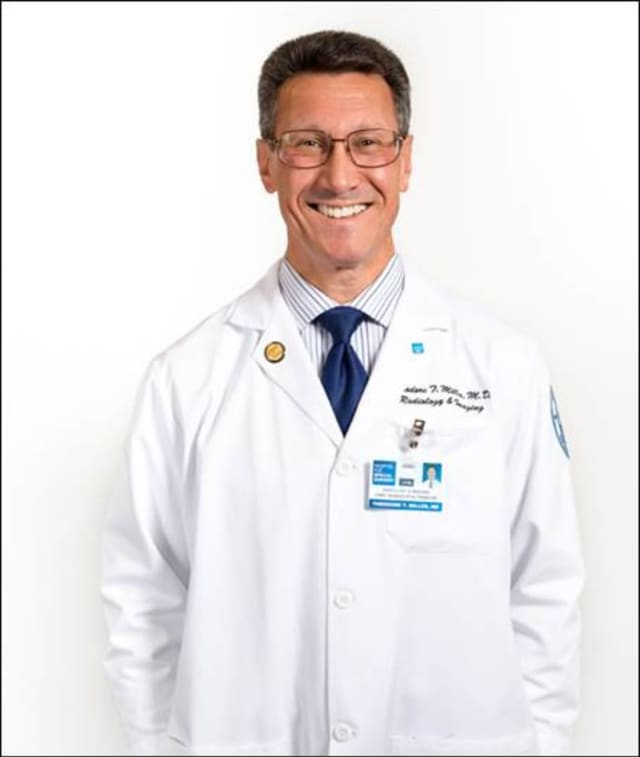 Theodore Miller, MD, FACR, Chief, Division of Ultrasound at HSS.