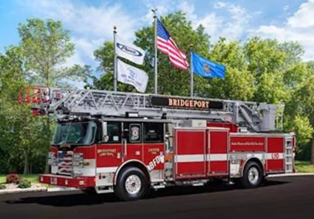 Bridgeport will unveil its new fire truck Wednesday morning.