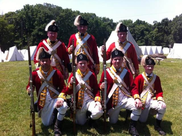 The Redcoats are coming to Fairfield for a Declaration Celebration July 10.