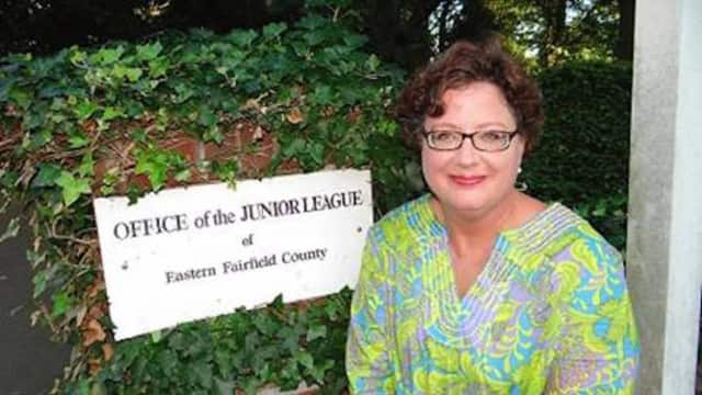 A 5K race course goes through the Beardsley Zoo where kids get free passes April 2. The fundraiser supports charitable work of the Junior League of Eastern Fairfield County. Patricia Boyd is the group's president.