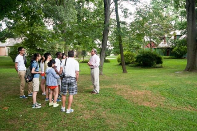 The Fairfield Museum and History Center will have its last walking tour of the summer Aug. 20.