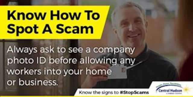 Central Hudson is providing area residents tips on National Scam Awareness Day.