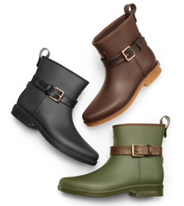 Designs from the inaugural Martha Stewart for Aerosoles footwear collection, selections for Holiday 2018. Courtesy Aerosoles.
