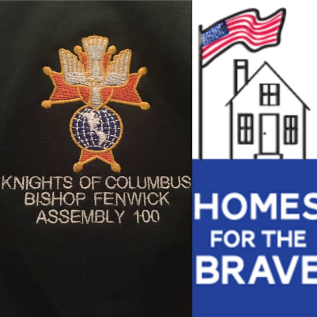 Knights of Columbus Bishop Fenwick Assembly 100 in Norwalk will host an inaugural Patriots Dinner to benefit Homes for the Brave in Bridgeport.