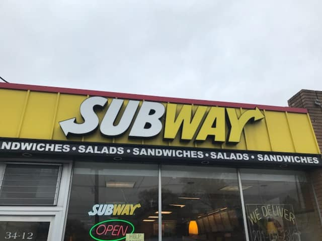 Subway has reopened in Fair Lawn.