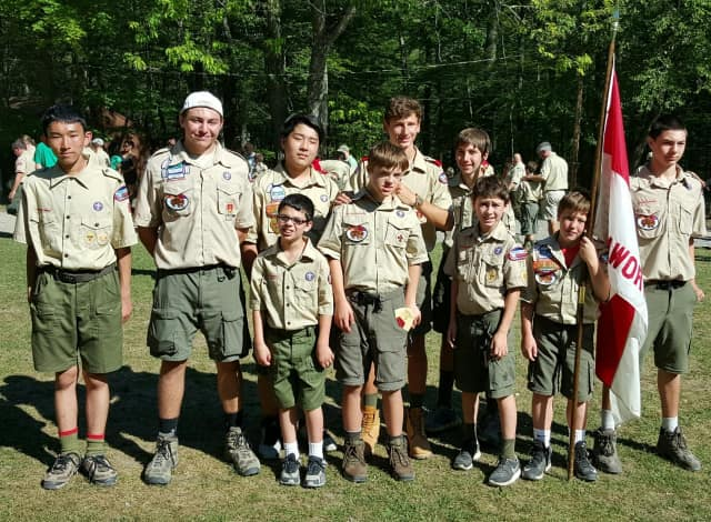 The Scouts are hoping for a big day.