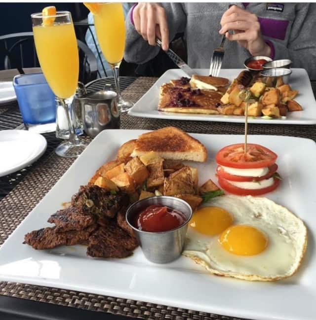 Brunch at TruNorth in Bridgeport is full of inventive options.