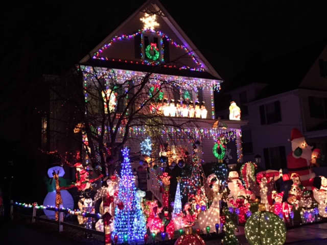 A house on Clinton Place in Suffern, next to Sacred Heart School, is not one to miss, says a reader.