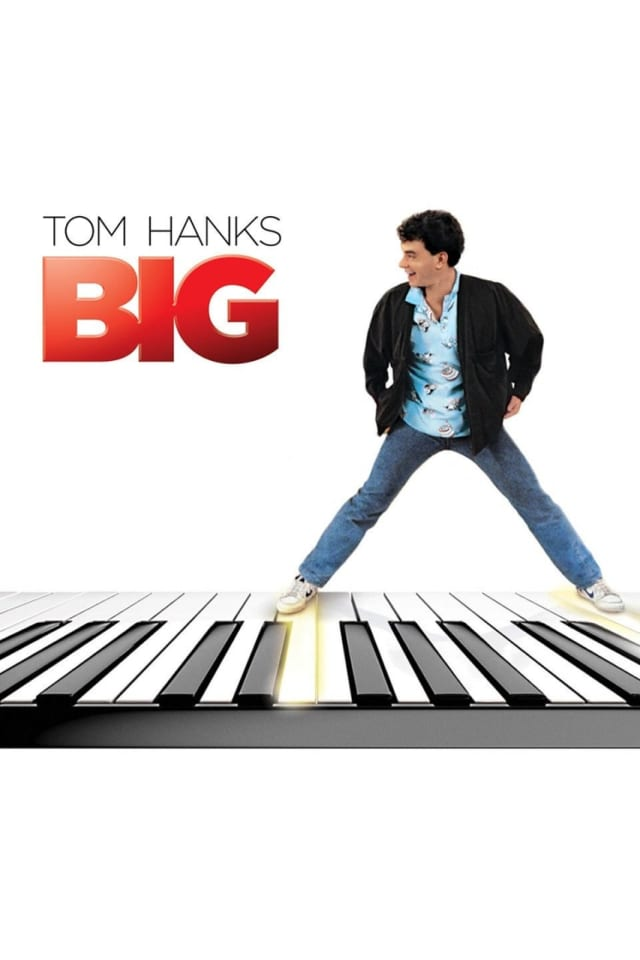 "Tom Hanks in ""Big"""