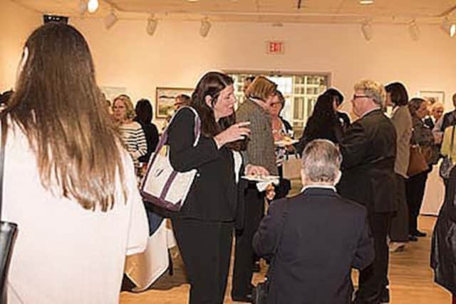 A recent Bridgeport Regional Business Council event. The 2016 Bridgeport Regional Business Council's open house will be May 18.