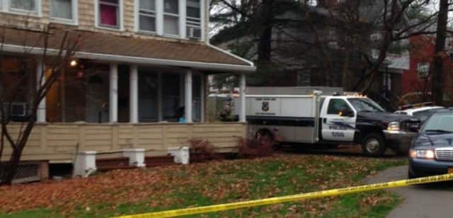 A man was stabbed to death overnight in West Nyack, police have not released his identity.