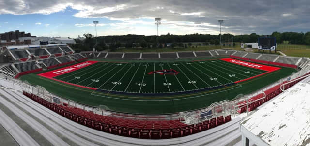 Stony Brook University canceled the remainder of its football season.