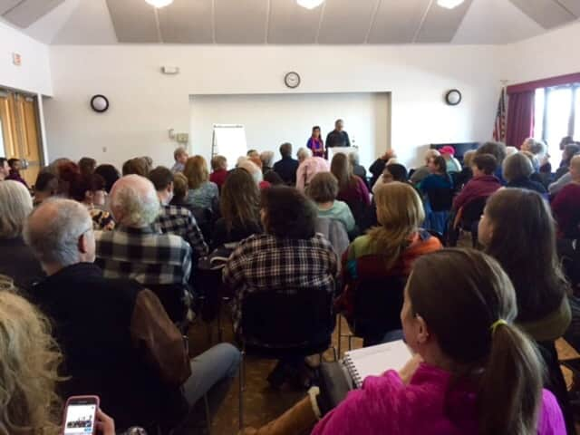 Putnam residents unhappy with the current political climate have formed The Putnam Progressives  - the community group had its first mass meeting last week at the Mahopac Library.