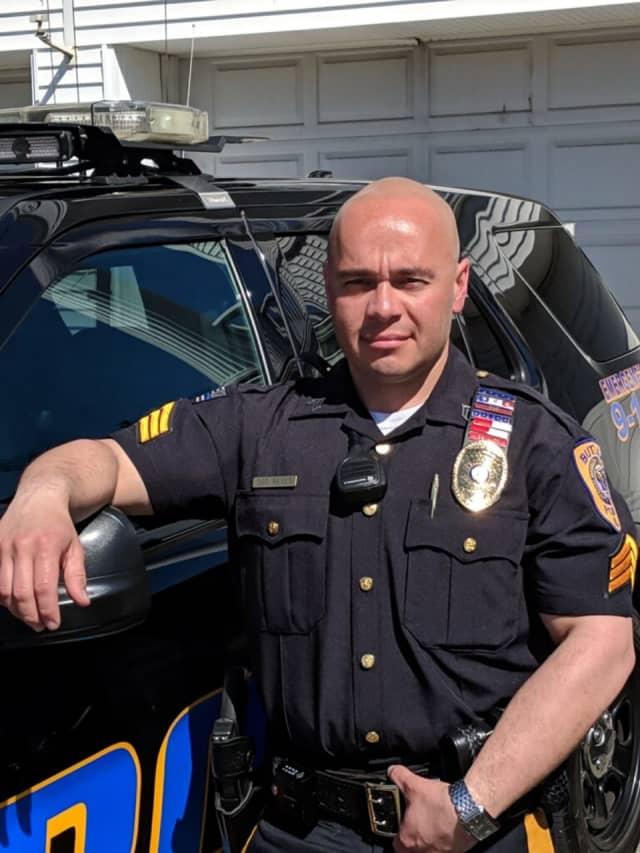 Butler Police Sgt. Jorge Reyes