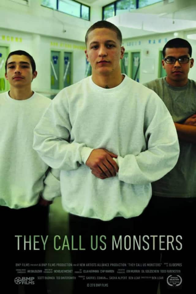 """They Call Us Monsters"" powerfully blurs the line between childhood and adulthood, humanity and evil."