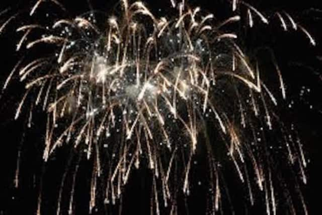 Fireworks are a big draw at towns across Bergen County.