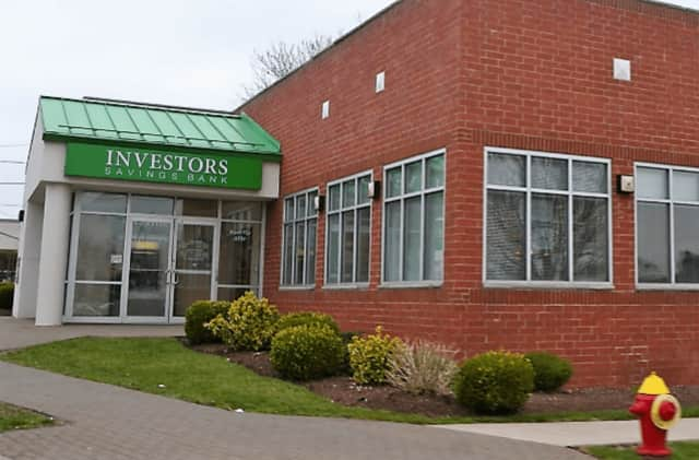 Investors branch on Main Avenue in Clifton.