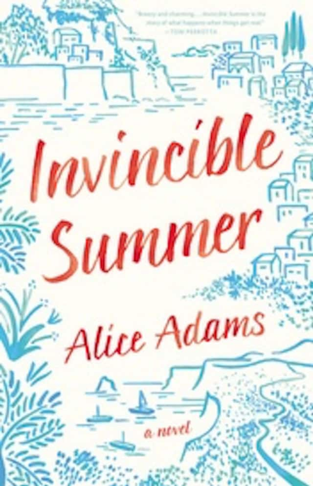 """Alice Adams plans to discuss her debut novel, """"Invincible Summer"""" at the Norwalk Public Library."""