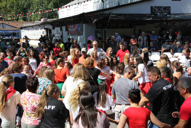 The seventh annual Italian Feast and Carnival will once again feature the popular tarantella dance on Sunday, Sept. 18.