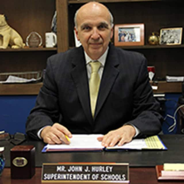 Rutherford Superintendent of Schools Jack Hurley.