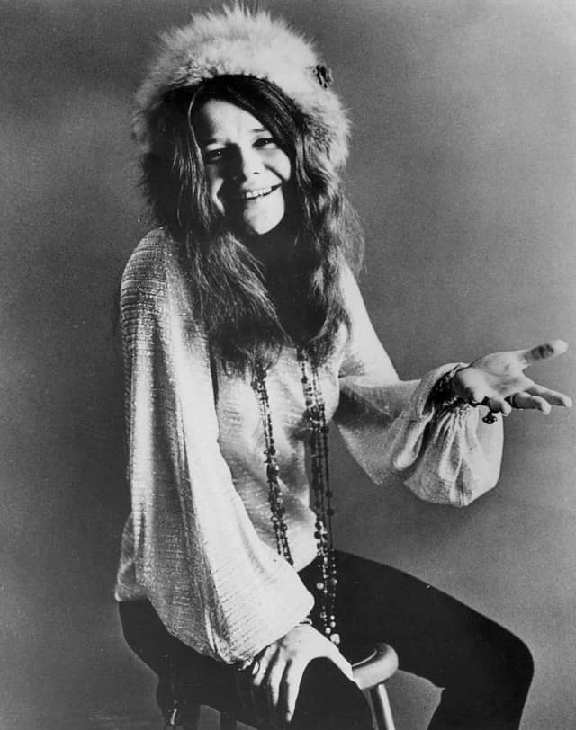 """Janis Joplin's """"Mercedes Benz"""" is featured on recording celebrating the 90th anniversary of the Capitol Theatre."""