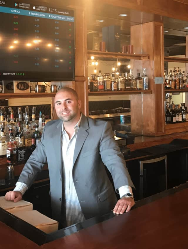 Jason Petrini, owner of The Market Bistro & Bar in Norwalk.