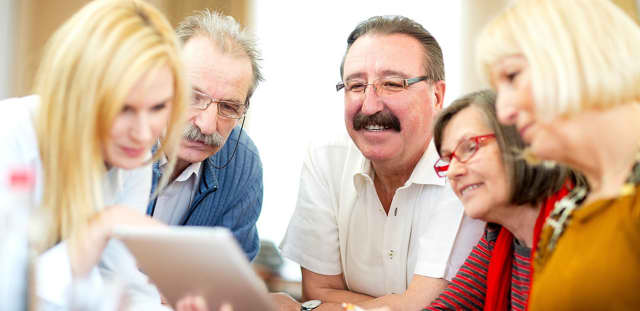 Jewish Family Services of Bergen and North Hudson has monthly support and social groups.