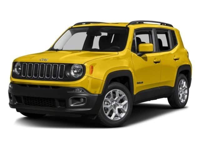 A 2016 Jeep Renegade Latitude is one of the best deals this week on Daily Voice Autos.