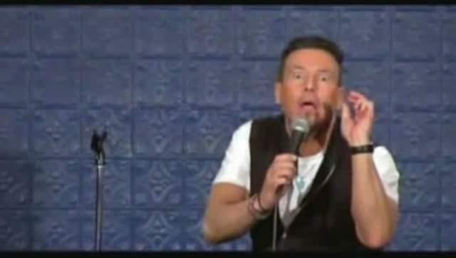 Comedian J. J. Ramirez a.k.a. The Latin Lunatic