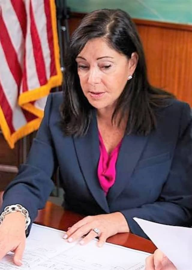 Incumbent Upper Saddle River Mayor Joanne Minichetti