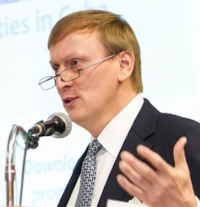 John Kavulich, president of the U.S.-Cuba Trade and Economic Council