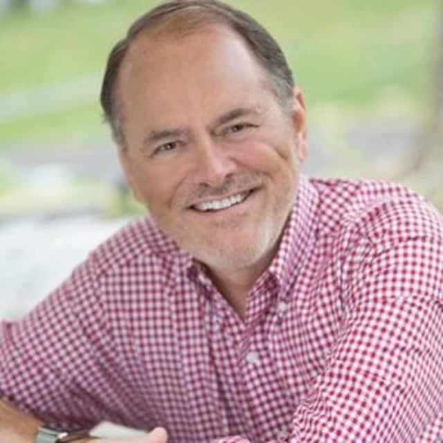 Author John R. Patrick will discuss internet voting Sunday, Dec. 4 at the Danbury Library.