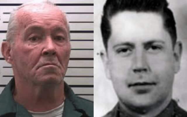 John Ruzas, New York State Police Trooper Emerson Dillon