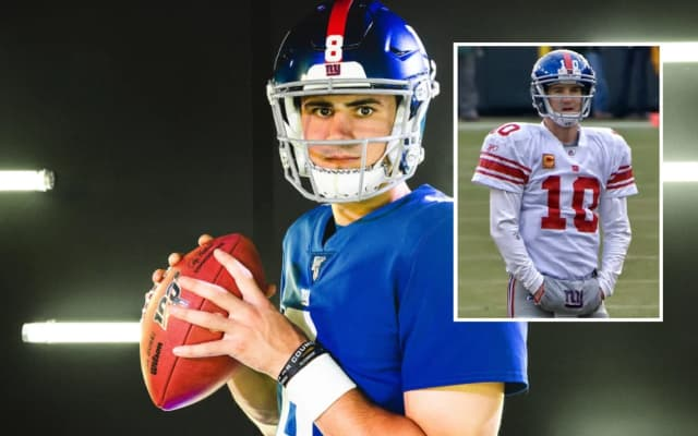 Daniel Jones starts, Eli Manning sits beginning this Sunday in Tampa against the Bucs.