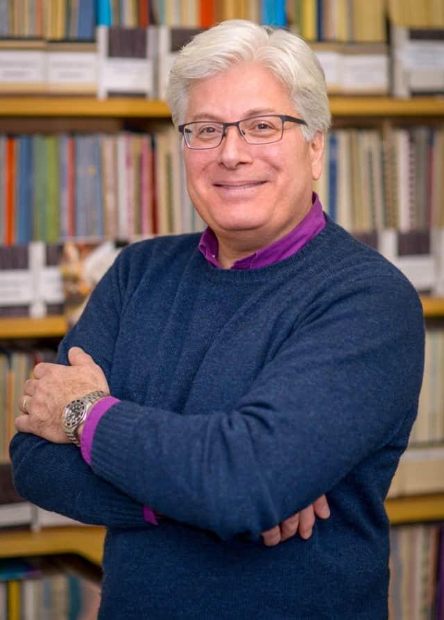 Joe Piscitelli, director of the Summer Arts Program at Hoff-Barthelson.
