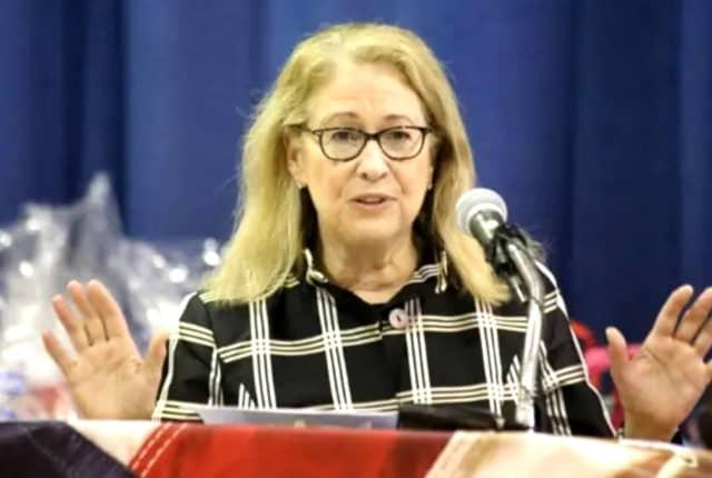 New Jersey Health Commissioner Judith Persichilli