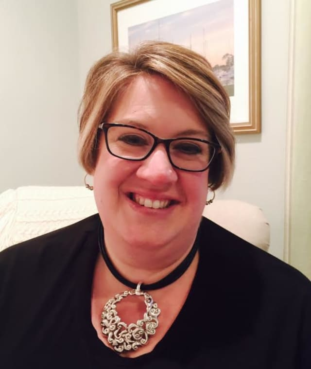Julianne Alberty, a Monroe native, took over as the Executive Director of Volunteer Square in Norwalk in July.