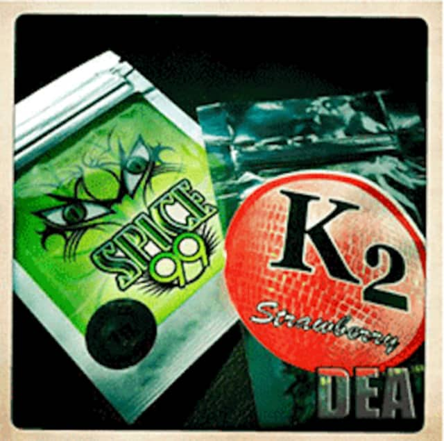 Police are warning of the dangers of K2 or 'Spice.'