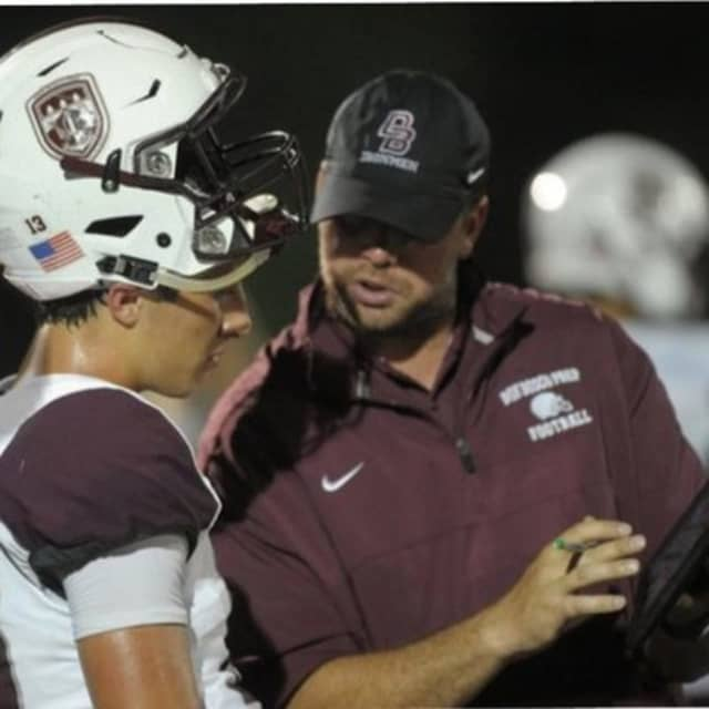 Mike Teel stepped down as DPB's head football coach Friday.