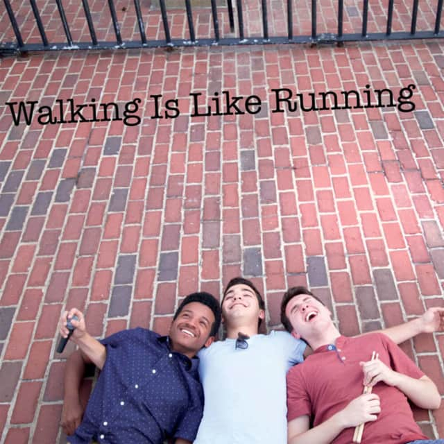 Walking Is Like Running, a local high school band, will perform several concert dates in White Plains before continuing their summer tour in Massachusetts.