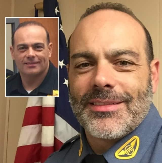 Fairview Deputy Police Chief Martin Kahn