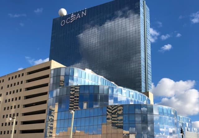 The Ocean Casino Resort was among the victim, state authorities said.