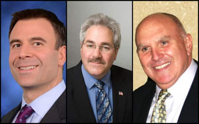 Three Tuckahoe Republicans retained their seats in office.